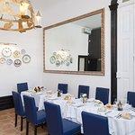 Sala privada Restaurante Escondidinho