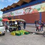 Plaza de Mercado de Paloquemao Foto