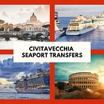 Rome Seaport transfers are our most popular service with customers who are about to embark or disembark from Civitavecchia seaport. One reason why our service is very popular, is bacause we provide a door-to-door service to all our customers.Our Pick-up & Drop-off Locations Rome Shuttle Express Seaport Transfers run regularly to and from Rome Airports, Rome City and Civitavecchia Seaport. We provide a reliable, low cost and swift door-to-door service.