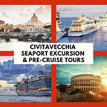 If your cruise ship stops at Civitavecchia for a day, we offer great value shore excursions. Our door-to-door service includes picking you up from outside your ship at Civitavecchia Seaport, taking you to Rome City Center, after visiting the major sites, we will make our way back to your cruise ship. If your flight lands in the morning at Rome Fiumicino or Ciampino airport, we offer you the possibility of a pre-cruise tour before taking you to your cruise ship in Civitavecchia Seaport.
