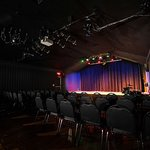 Two theatres in Pompton Lakes - This is our Black Box Performance Space at Rhino Studio 237 - approx. 100 seats!  Also for rent-put on a show!