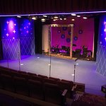 Two theatres in Pompton Lakes - This is our Rhino Theatre Mainstage - approx. 200 seats!