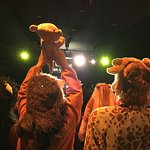 Lion King, Jr. at our Studio location.  Specializing in adult shows and youth performances and education, too!