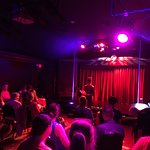 Cabaret, Open Mic, Comedy Shows and more at our flexible black box space!