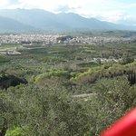 Overlooking Sparta