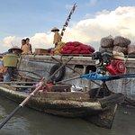 Photo of Cai Rang Floating Market