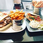 Lunch for two x