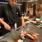 Foto van Tsu Japanese Restaurant - at the JW Marriott Hotel Bangkok