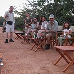 Sun downers, Luxury Safari, Greater Kruger National Park, South Africa
