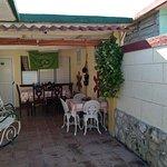 Terraza, patio