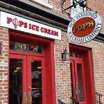 Bild från Pops Old Fashioned Ice Cream
