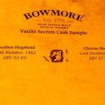 Bowmore Distilleryの写真