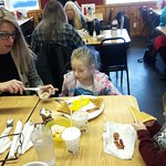 Breakfast with My Mom, Daughter, and Grand-children at Devine's.....October 2018