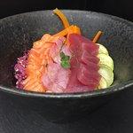 Les poissons chez bsushi