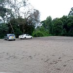 Marangu National Park gate