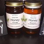 Locally Made Infused Honey