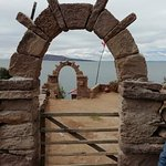 Taquile Island의 사진