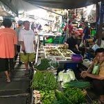 Maekong Railway Market, Samut Songkharm, thailand