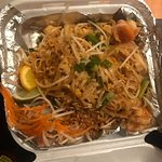 Pad-Thai - average at best. Not a whole lot of flavor.