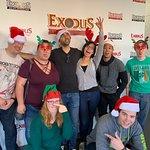 Operation: Save Christmas #HavingABlast #ExodusEscapeAdventures