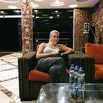 wi-fi party on lobby)