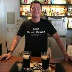 Dom, Restaurant Manager extraordinaire and Irish car bomb facilitator