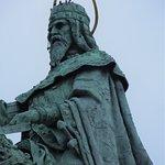 Statue of St Stephen Foto