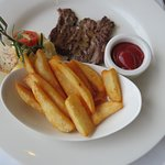 Foto van Omeros Bros Seafood Restaurant