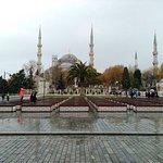 Foto van Sultan Ahmetmoskee