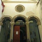 l'entrata di San Michele