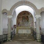 l'interno di San Michele