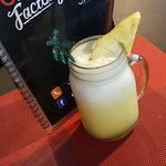Pineaple shake