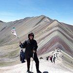 Montaña de colores aventura sin limites