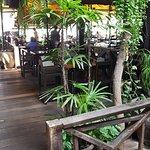 Foto de Baan Rabiang Nam or River Tree House