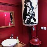 décor des WC
