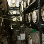 More barrels of whiskey
