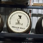 Barrel No. 1, the very first.