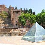 L'Alcazaba et Théâtre romain