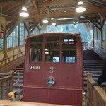 Photo de Konigstuhl Funicular (Bergbahn)