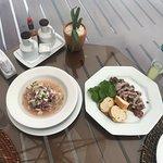 Foto de Villas de Trancoso Beach Bar & Restaurant