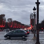 Bild från Champs-Elysees