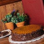 Nuestra torta estrella, Chocolate.