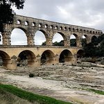 Foto van Pont du Gard