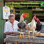 with Ivan Bahia Guide you will perceive the locals in their daily activities
