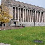 Finnish Parliament Building