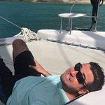 Foto de Catamaran Sailing Antigua