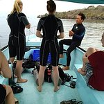 We provide for the attractive diving and snorkeling tour in Lovina,