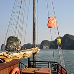 Bat Ba / Lan Ha bay / Halong bay
