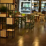 Cafe's environment