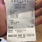 Foto Restaurante Cine Capicol